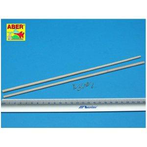 Telegraph-pillar set for 4 insulators · AB 35D-07 ·  Aber · 1:35