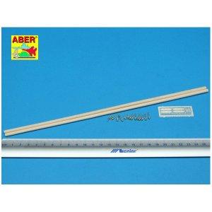 Telegraph-pillar set for 2 cross bars with 4 insulators each · AB 35D-08 ·  Aber · 1:35