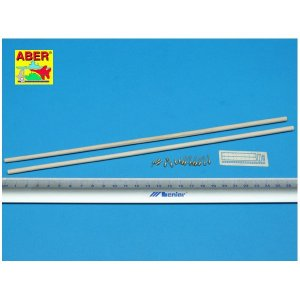 Telegraph-pillar set for 1 cross bar with 8 insulators · AB 35D-09 ·  Aber · 1:35