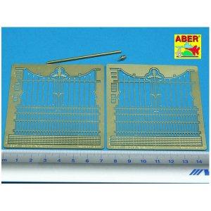 Fence type A · AB 35D-15 ·  Aber · 1:35