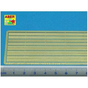 Construction materials – Channel iron (U-eisen) · AB 35D-31 ·  Aber · 1:35