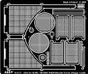Grills for Sd.Kfz.182 King Tiger (Henshel Turret) · AB 35G13 ·  Aber · 1:35