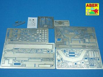 Aufklarungpanzer 38(t) Sd.Kfz.140/1 · AB 35K05 ·  Aber · 1:35