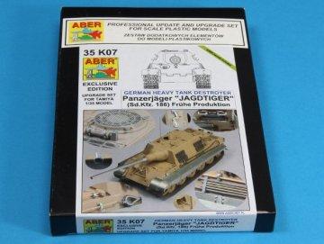 Panzerjäger Jagdtiger (Sd.Kfz.186) [Tamiya] · AB 35K07 ·  Aber · 1:35