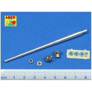Pak 40/3 barrel with muzzle brake · AB 35L-05 ·  Aber · 1:35