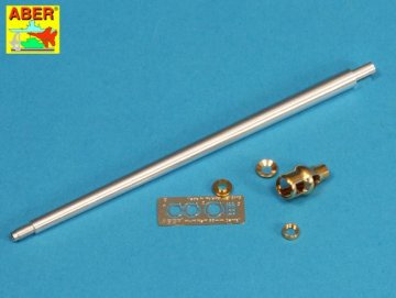 "German 88 mm Pak 43/1 L/71 Barrel for ""Elefant"" [Tamiya] · AB 35L-140 ·  Aber · 1:35"