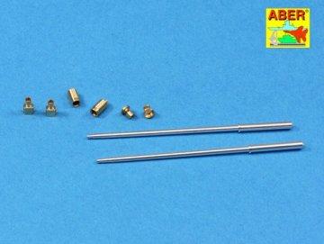 Set of barrels for BMPT Terminator 2 x 2A42 30mm. 2 x AG-17D 30mm · AB 35L-153 ·  Aber · 1:35