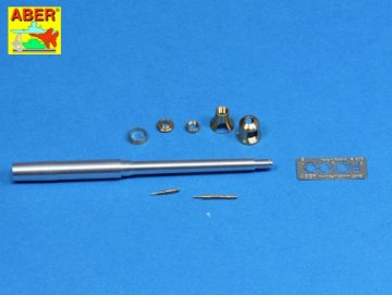 Armament for Tiger I (Elary model) · AB 35L-178 ·  Aber · 1:35