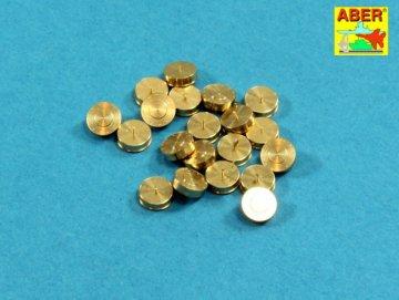 Round clips for Soviet 7.62mm czkm DTZ · AB 35P28 ·  Aber · 1:35