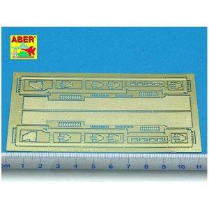Fenders for Stug.III, Ausf.B and PZ.Kpfw.III,Ausf.L · AB 48005 ·  Aber · 1:48