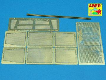 PzKpfw.IV, Ausf.J – Vol.5 – Side mesh screens · AB 48021 ·  Aber · 1:48