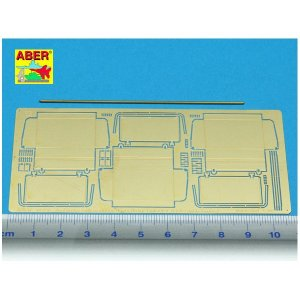 KV-1 or KV-2 early versions –vol.2 – Tool boxes early type · AB 48029 ·  Aber · 1:48