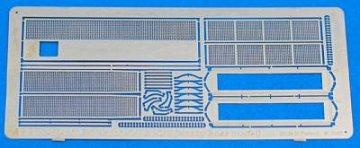 Grilles for tanks KV-1 & KV-2 · AB 48A16 ·  Aber · 1:48