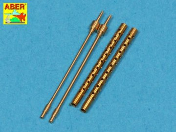 Set of 2 barrels for Japan Type 3 MG · AB A48013 ·  Aber · 1:48