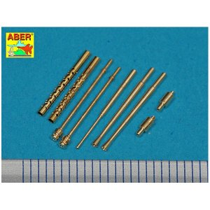 Armament for Japanese fighter Mitsubishi A6M5 Zero · AB A48106 ·  Aber · 1:48