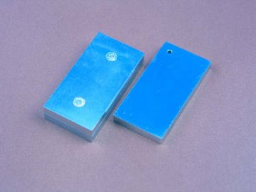 Bending tool (obere Platte 60x60mm/ untere Platte 80x80mm) (Biegewerkzeug) · AB PG04 ·  Aber