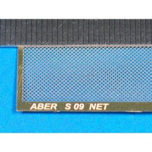 Nets and drilled plates  (18 models - 80x45 mm) · AB S09 ·  Aber