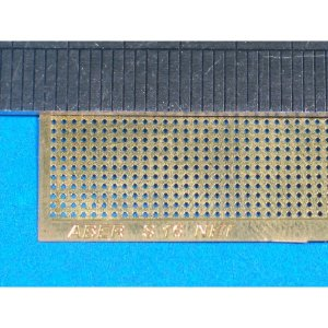 Nets and drilled plates  (18 models - 80x45 mm) · AB S16 ·  Aber