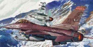 F-16C Fighting Falcon · AY 12204 ·  Academy Plastic Model · 1:48