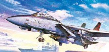 F-14A Bombcat U.S. Navy Strike Fighter · AY 12206 ·  Academy Plastic Model · 1:48