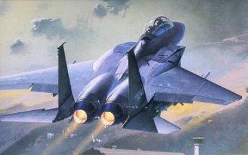 F-15K · AY 12213 ·  Academy Plastic Model · 1:48