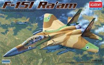 F-15I · AY 12217 ·  Academy Plastic Model · 1:48