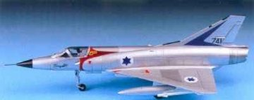 Mirage III-3 · AY 12247 ·  Academy Plastic Model · 1:48