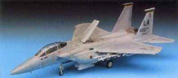 F-15E Strike Eagle · AY 12258 ·  Academy Plastic Model · 1:48