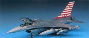F-16A/C · AY 12259 ·  Academy Plastic Model · 1:48