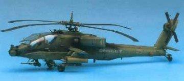 Hughes Ah-64A Apache · AY 12262 ·  Academy Plastic Model · 1:48
