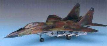 MiG-29A Fulcrum-A · AY 12263 ·  Academy Plastic Model · 1:48