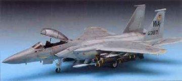 F-15E Strike Eagle · AY 12264 ·  Academy Plastic Model · 1:48