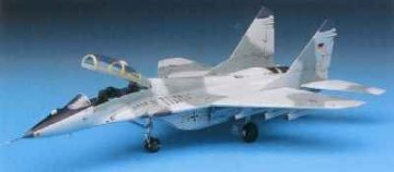 MiG-29ub Fulcrum-B · AY 12266 ·  Academy Plastic Model · 1:48