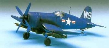 F4U-4B Corsair · AY 12267 ·  Academy Plastic Model · 1:48