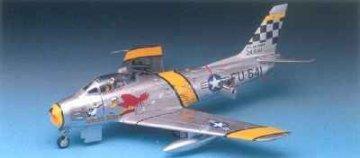 F-86 Sabre · AY 12276 ·  Academy Plastic Model · 1:48
