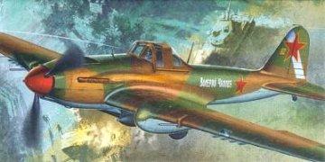 IL-2 Stormovik · AY 12417 ·  Academy Plastic Model · 1:72