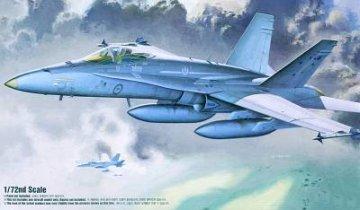F/A-18A Hornet · AY 12419 ·  Academy Plastic Model · 1:72