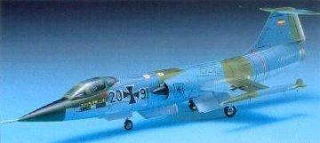 F-104G STARFIGHTER · AY 12443 ·  Academy Plastic Model · 1:72