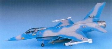 F-16A Fighting Falcon · AY 12444 ·  Academy Plastic Model · 1:72