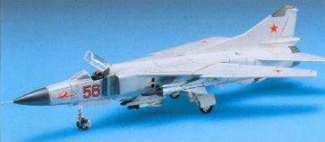 MiG-23 Flogger B · AY 12445 ·  Academy Plastic Model · 1:72