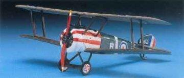WWI Sopwith Camel · AY 12447 ·  Academy Plastic Model · 1:72