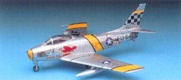 F-86F Sabre · AY 12449 ·  Academy Plastic Model · 1:72