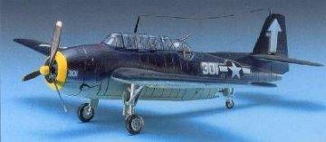 TBF-1 Avenger · AY 12452 ·  Academy Plastic Model · 1:72
