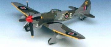 Hawker Tempest V · AY 12466 ·  Academy Plastic Model · 1:72