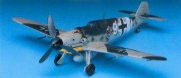 Messerschmitt Bf 109 G-14 · AY 12467 ·  Academy Plastic Model · 1:72