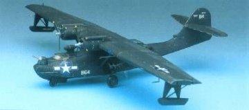 PBY-5 Black Catalina · AY 12487 ·  Academy Plastic Model · 1:72