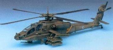 Hughes AH-64A Apache · AY 12488 ·  Academy Plastic Model · 1:72