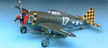 P-47D Thunderbolt (Razorback) · AY 12492 ·  Academy Plastic Model · 1:72