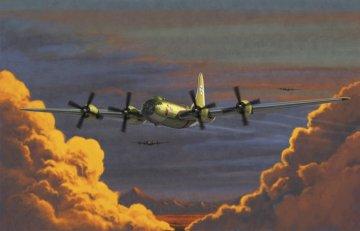USAAF B-29A Old Battler · AY 12517 ·  Academy Plastic Model · 1:72