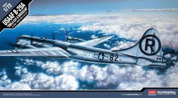 B-29A Enola Gay & Bock Car LE · AY 12528 ·  Academy Plastic Model · 1:72